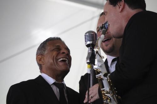 Preservation Hall Jazz Band @ Newport Folk 2010