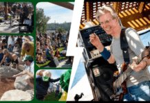 phil announces free shows this weekend at terrapin
