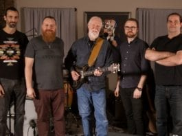 Jimmy Herring The 5 of 7 Band Announced
