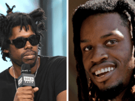 new flying lotus black balloons reprise denzel curry