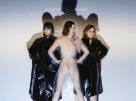 sleater-kinney release hurry on home new single