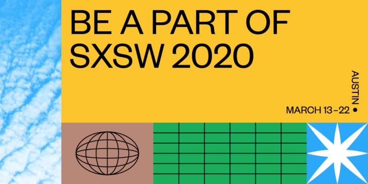 sxsw 2020 be a part of graphic live music blog