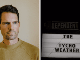 tycho tuesday at the independent