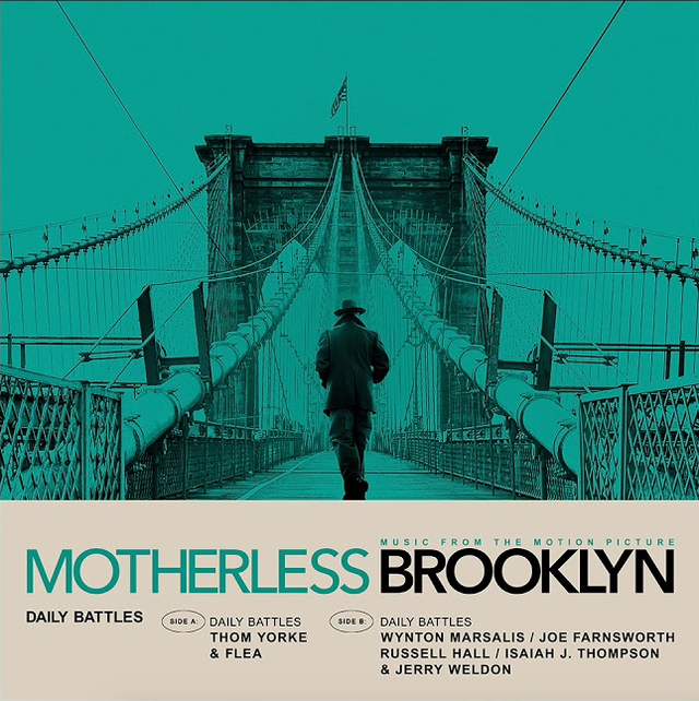 motherless daily battles thom yorke flea song