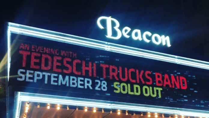 tedeschi trucks band night two marquee 2019