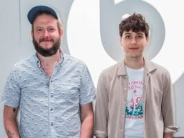 Justin Vernon and Ezra Koenig interview on Time Crisis