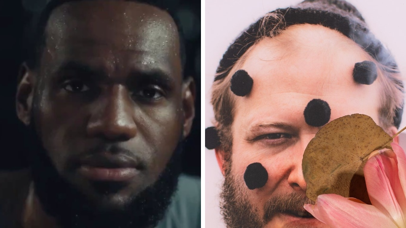 New Nike Ad With Lebron James Features Bon Iver Naeem Live Music Blog